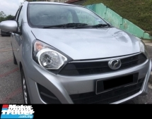 2016 PERODUA AXIA  1.0 G BANKLOAN28K  ALL ORIGINAL