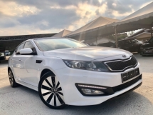 2014 KIA OPTIMA K5 2.0 (A) LUXURY DESIGN FACELIFT FULL SPEC MODEL