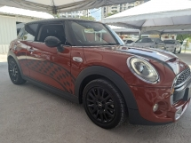 2015 MINI Cooper S 2.0L Turbo S JPN SPEC UNREG