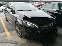 2016 MERCEDES-BENZ A-CLASS A200 AMG NEW FACELIFT CBU TRUE YEAR MADE 2016 12k km Like New Full Service Hap Seng Warranty 2020