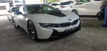 2016 BMW I8 ACTUAL YEAR MAKE 2016 NO HIDDEN CHARGES