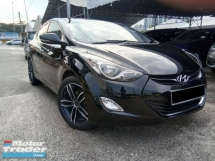 2014 HYUNDAI ELANTRA 1.6 (A) GLS  Full Spec  Good Condition  New Facelift
