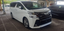 2016 TOYOTA VELLFIRE 2.5Z Golden Eyes ACTUAL YEAR MAKE NO HIDDEN CHARGES