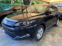 2015 TOYOTA HARRIER 2.0 surround camera power boot push start keyless entry electric seat Japan unregistered