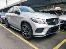 2017 MERCEDES-BENZ GLE 43 AMG COUPE UW11/21