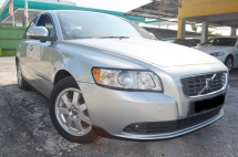 2010 VOLVO S40 2.0 (A) NEW FACELIFT FULL SERVCE RECORD