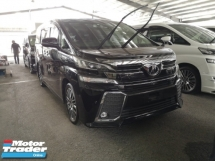 2016 TOYOTA VELLFIRE Toyota Vellfire 3.5 ZAG With Full Spec JBL and High Trade In.
