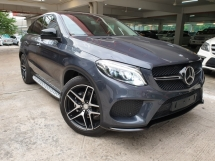 2016 MERCEDES-BENZ GLE 350 3.0D AMG 4 Matic