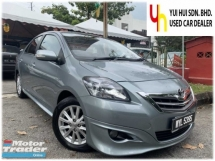 2013 TOYOTA VIOS 1.5 E (A) FACELIFT 1 CAREFUL OWNER