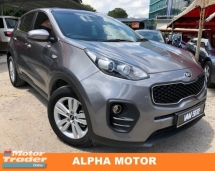 2017 KIA SORENTO 2.0 (A) UNDER KIA WARRANTY UNTIL 2022