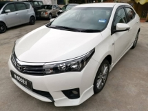 2014 TOYOTA ALTIS 1.8 E (A) - One Careful Owner