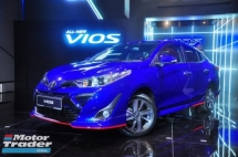 2019 TOYOTA VIOS 1.5 (AT) Rebate 2k + 2k + 2k