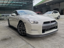 2015 NISSAN GT-R GT-R PREMIUM BOSE RED LEATHER SEAT WHITE OFFER UNREG