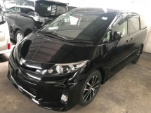 2014 TOYOTA ESTIMA 2.4 AERAS 7 SEATERS FACELIFT 2 POWER DOORS PARKING CAMERA 2014 JPN UNREG