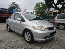 2005 HONDA CITY 2005 Honda Ctiy VTEC 1.5(A) Tip-Top Condition