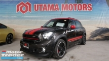 2014 MINI Countryman 1.6 JOHN COOPER WORKS SUNROOF HARMAN KARDON DISCOUNT UP TO RM70K