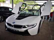 2016 BMW I8 HARMAN KARDON UNREG