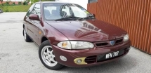 1998 PROTON SATRIA 1.6 XLi (A) TIPTOP CONDITION FULL ORIGINAL