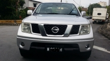 2013 NISSAN NAVARA 2.5L 4X4 SE Super low Price