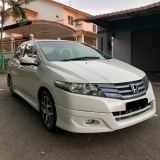 2011 HONDA CITY 1.5 E BODYKIT PADDEL SHIFT FULL SPEC
