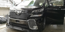 2015 TOYOTA VELLFIRE ZG 2.5 / FULL LEATHER / SUNROOF / PRE-CRASH / ALPHINE / TIPTOP CONDITION FROM JAPAN / READY STOCK NO