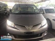 2015 TOYOTA ESTIMA 2.4 G SPEC UNREG.TRUE YEAR CAN PROVE.7 SEAT.3 POWER DRS N BOOT.ELECTRIC SEAT.FRONT N BACK CAMERA.REAR DIGITAL AIRCOND.XENON LAMP N ETC.FREE WARRANTY N MANY GIFTS