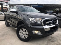 2016 FORD RANGER 2.2 XLT HIGH RIDER AUTO 4WD FULL SPEC - FACELIFT - LIKE NEW - MUST VIEW - 6 SPEED - MEGA SALE PROMO - DEAL SAMPAI JADI