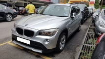 2011 BMW X1 2.0cc S DRIVE 18i (A) REG JUNE 2011, ONE CAREFUL OWNER, FULL SERVICE RECORD, LOW MILEAGE DONE 71K KM, FREE 1 YEAR GMR CAR WARRANTY, 17