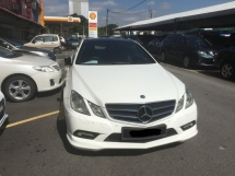 2010 MERCEDES-BENZ E-CLASS E250 W207 AMG (A) BEST DEAL