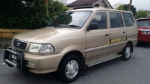2001 TOYOTA UNSER 1.8 AUTO  GLi ORIGINAL CONDITION