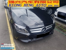 2017 MERCEDES-BENZ C-CLASS C200 (CKD Local Spec)