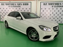 2014 MERCEDES-BENZ E-CLASS E250 AMG JAPAN SPEC UNREG