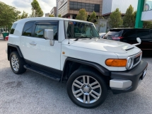 2011 TOYOTA FJ CRUISER OFFROAD PACKAGE