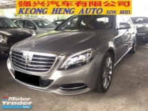 2015 MERCEDES-BENZ S-CLASS S400L HYBRID 3.5 (CKD Local Spec)