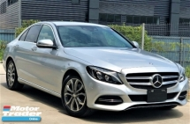2014 MERCEDES-BENZ C-CLASS C180 AVANTGARDE UNREGISTERED JAPAN PREMIUM SELECTION CAR