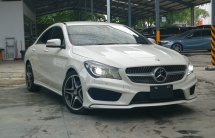 2014 MERCEDES-BENZ CLA 250 AMG 4MATIC