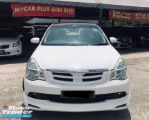 2010 NISSAN SYLPHY 2.0L X-CVT LUXURY/careful owner/accident fee/low mileage