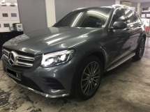 2018 MERCEDES-BENZ GLC 250 AMG 7K KM Under Warranty Until 2022