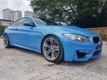 2015 BMW M4 M POWER 3.0L TWIN TURBO (UNREG) 2015