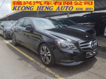 2014 MERCEDES-BENZ E-CLASS E250 CGI BLUE EFFICIENCY AVANTGARDE