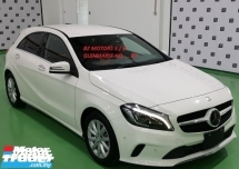 2016 MERCEDES-BENZ A-CLASS 2016 MERCEDES BENZ A180 SE 1.6 TURBO NEW UNREG JAPAN SPEC CAR SELLING PRICE ONLY RM 139,000.00 NEGO
