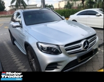 2016 MERCEDES-BENZ GLC GLC250 4MATIC AMG LIKE NEW CAR GENUINE MILEAGE WITH V KOOL ELITE TINTED