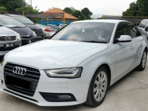 2013 AUDI A4 1.8T QUATTRO S-LINE TIP TOP CONDITION FAST LOAN APPROVAL MAXIMUM FINANCE SUPERB CAR ! ! ! ! ! ! !