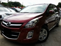 2012 MAZDA 8 2.3 SUPERB MPV MAXIMUM FINANCE SUNROOF POWER DOOR POWER BOOT FIRE RED FAST LOAN APPROVAL ! ! ! ! ! ! !