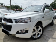 2013 CHEVROLET CAPTIVA AWD MAXIMUM FINANCE TIP TOP CONDITION FAST LOAN APPROVAL ! ! ! ! ! ! !