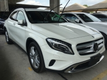2015 MERCEDES-BENZ GLA GLA250 2.0 4MATIC SUV SPORT LINE PUSH START JAPAN