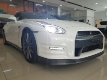 2014 NISSAN GT-R GT-R PREMIUM EDITION 3.8L TWIN TURBO (UNREG) JAPAN SPEC FACE-LIFT LEDS