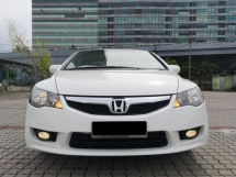 2011 HONDA CIVIC 1.8L IVTEC FULL SERVICE RECORD