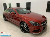2015 MERCEDES-BENZ CLS-CLASS CLS400 AMG 3.0 V6 JAPAN UNREG