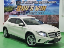 2015 MERCEDES-BENZ GLA GLA 180 SE 1.6 TURGOCHARGED JAPAN UNREG